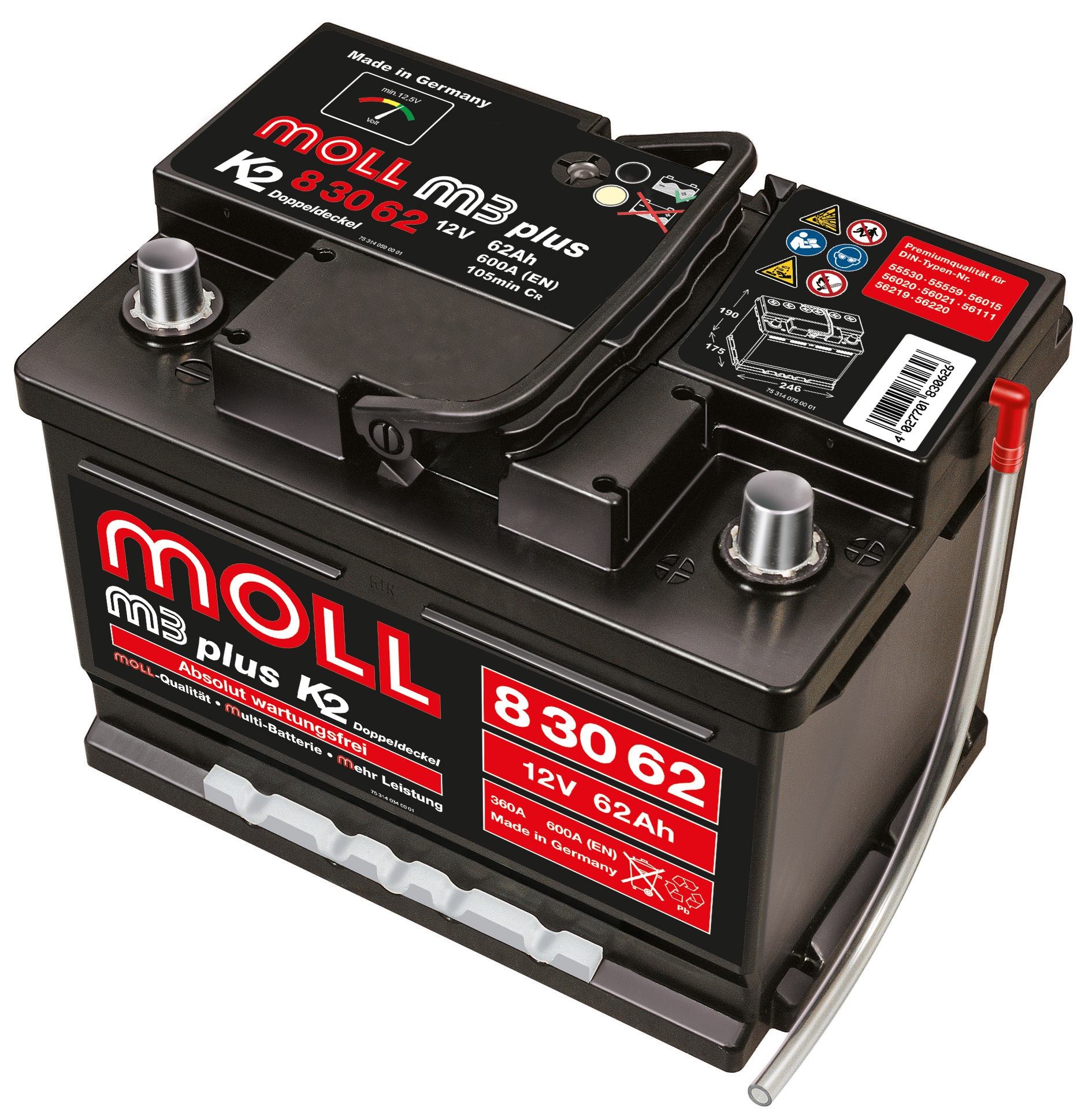 MOLL M3 plus K2 83062